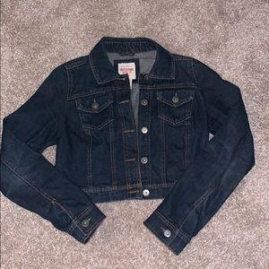 Dark Wash Denim Jacket - M